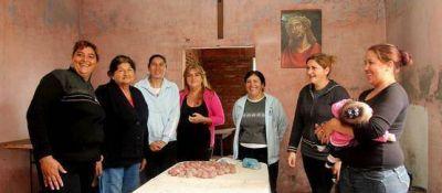 Las cocinas comunitarias, experiencias de vida, trabajo y esperanza