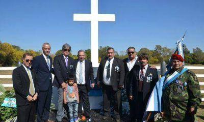 Declaran ciudadanos ilustres a los veteranos