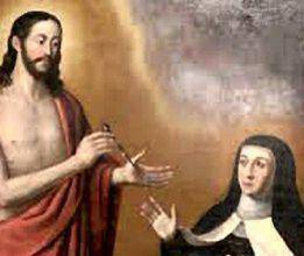 Pascua en el Carmelo de San Nicolás