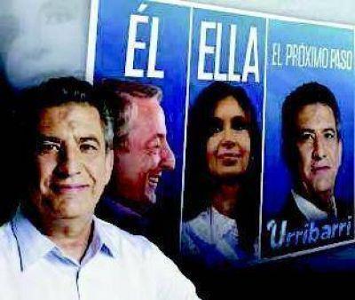 Urribarri se entusiasma CFK le da más juego