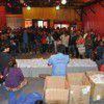 M�viles sanitarios de la naci�n atendieron a mas de 11 mil personas