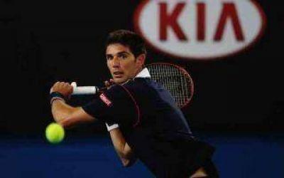 ATP de Houston: Debuta Delbonis ante Berankis