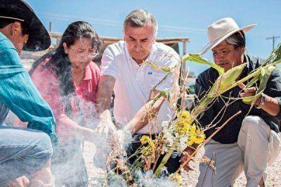 Morales � una reivindicaci�n del ma�z y de su valor simb�lico, social y cultural