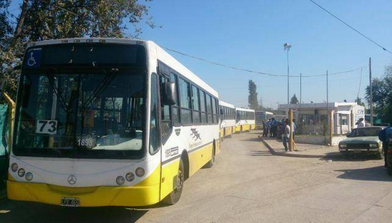 Paro de los choferes de Autobuses Santa Fe