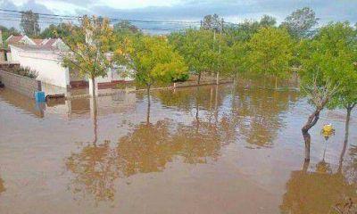 Provincia reveló que más de 4 mil familias fueron afectadas por el temporal en Córdoba