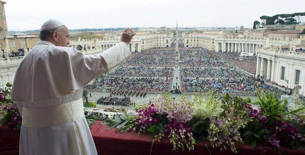 En otro llamado a la paz, Francisco elogió el acuerdo nuclear con Irán