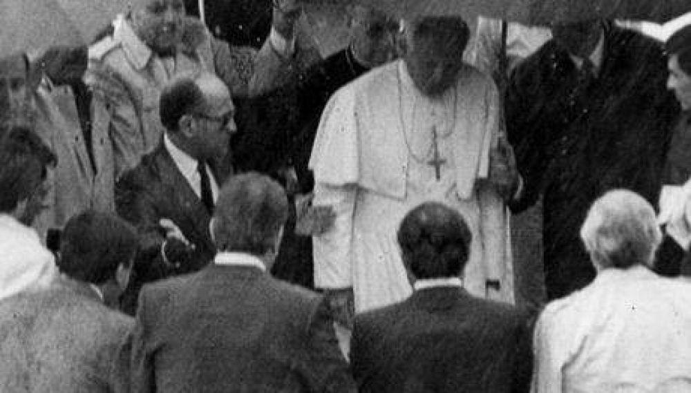 Este jueves se cumplirán 28 años de la visita de Juan Pablo II a Corrientes