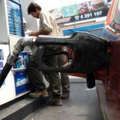 Los combustibles aumentan por tercera vez en el año