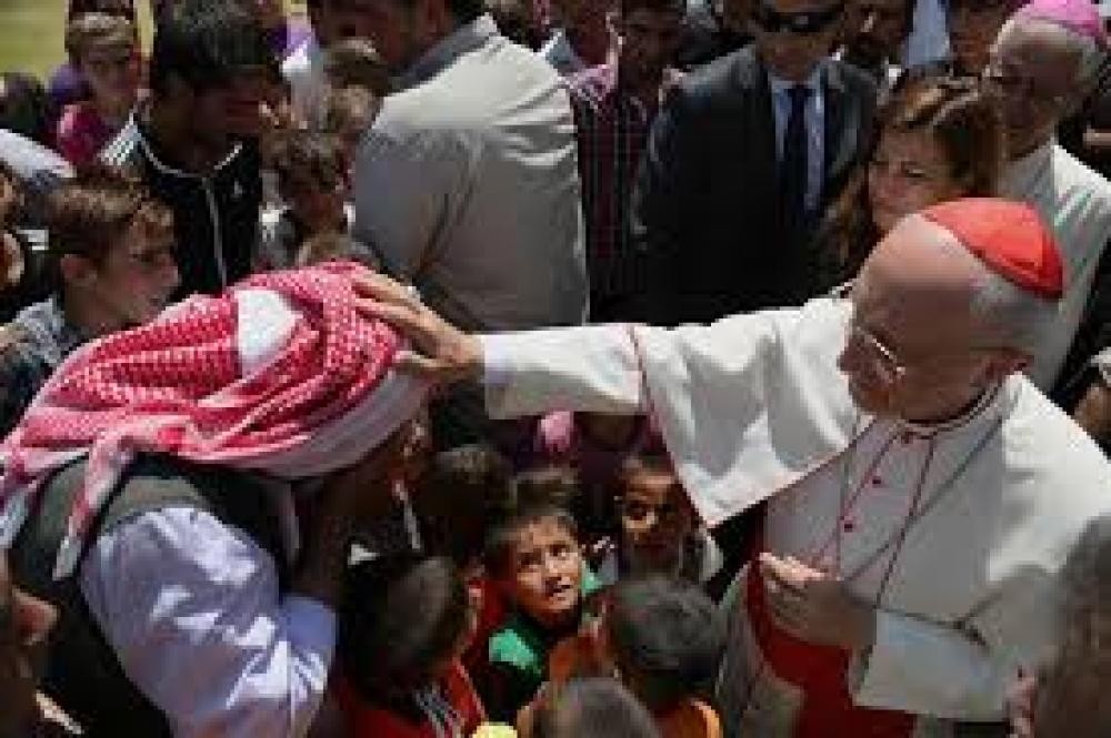 Cristianos iraquíes piden que el Papa vaya a visitarlos