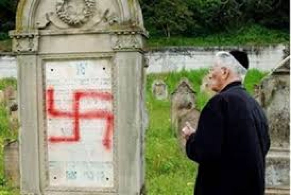 Holanda registró un aumento de sus incidentes antisemitas