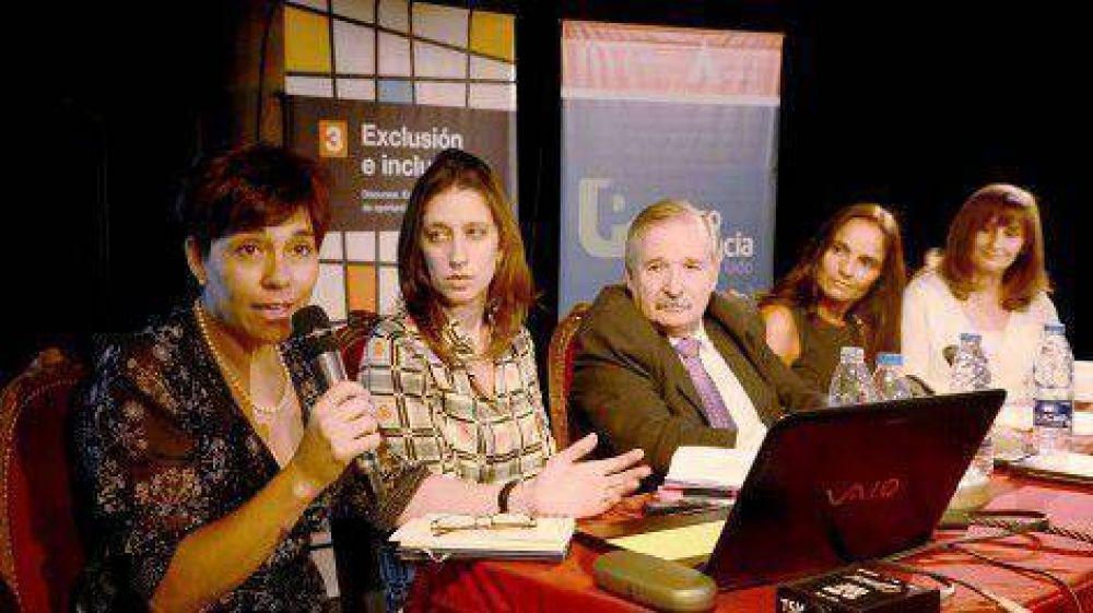 """La DAIA presentó el libro """"Exclusión – Inclusión III"""""""