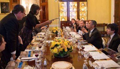 Obama envi� su saludo por Pesaj: �El progreso siempre es lento, pero hay razones para que haya esperanza�
