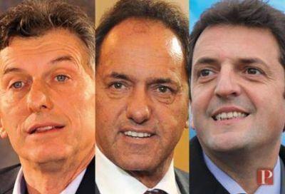 Los presidenciables estarán presentes en la primera batalla electoral del año