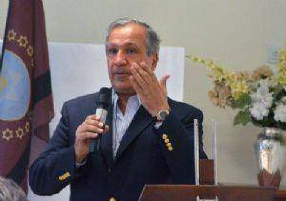 Romero reconoció que busca ser gobernador para frenar las causas penales en su contra