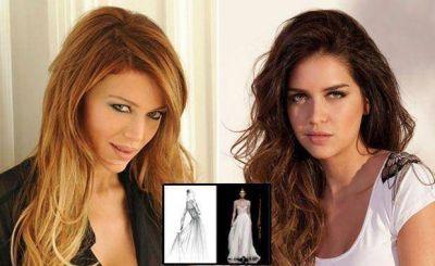 Evangelina Anderson acusó a Zaira Nara de no abonar el vestido de novia ¡de 250 mil pesos! de su fallida boda con Diego Forlán: