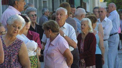 Comienza el pago del 82 % móvil a los jubilados en la provincia