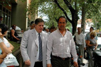 """Collia: """"Desde el Municipio y la Provincia vamos a llevar adelante la iniciativa Hospital Libre de Violencia"""""""