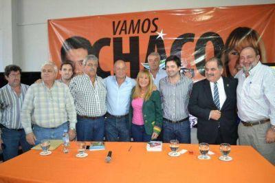 """Ayala y Venegas acordaron trabajar """"para eliminar la postal de la pobreza en el Chaco"""""""