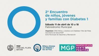 Jornada para Niños, Jóvenes y Padres Diabéticos 1