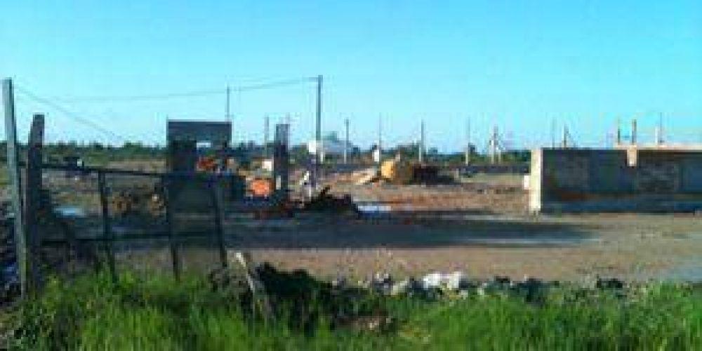El gobierno de Insfrán no termina la obra de la fraccionadora de gas