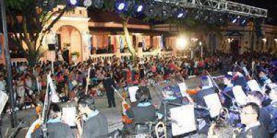 Aniversario de Formosa: esta noche los festejos