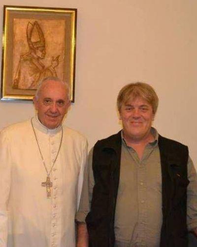 El Vaticano invita a Gustavo Vera a disertar sobre trata y narcotráfico
