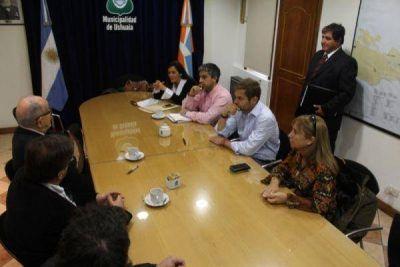 El Municipio firmó un convenio entre la UNTDF y el Programa Ushuaia Recicla