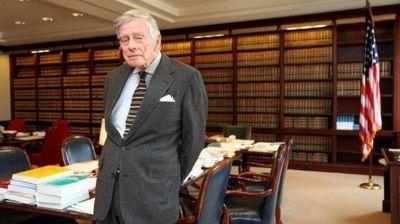Argentina apel� el fallo de Griesa que impidi� al Citi pagar el vencimiento del 31 de marzo