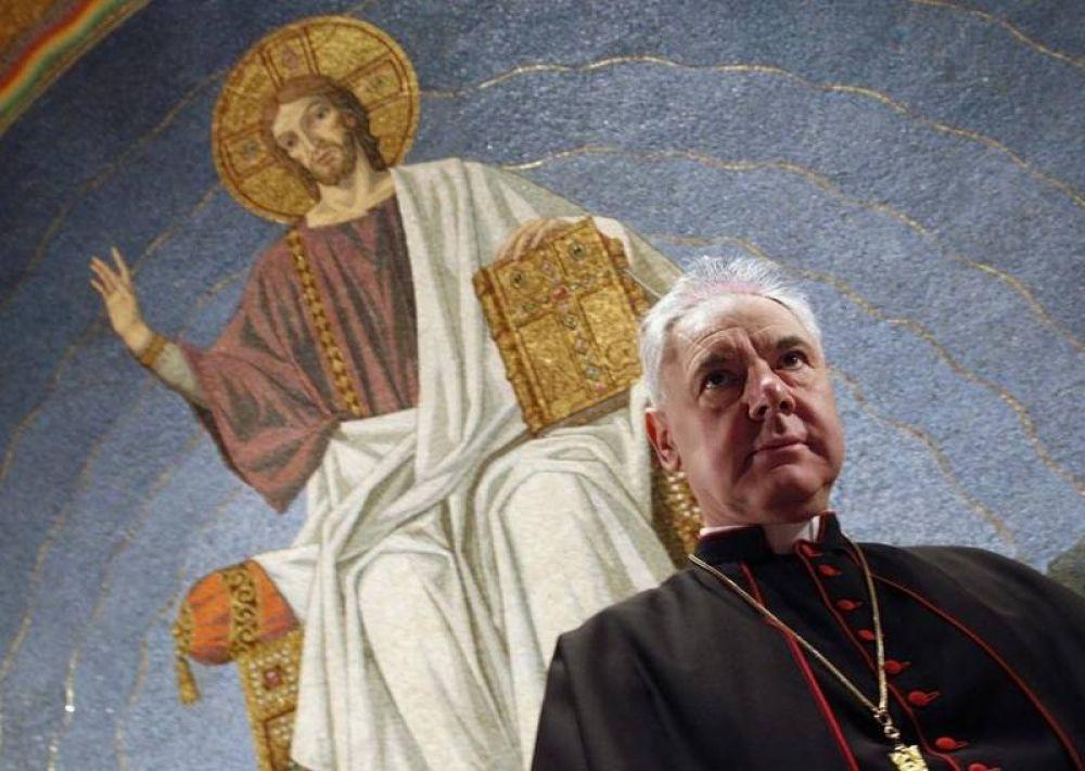 Müller sugiere una nueva tarea para la Doctrina de la Fe