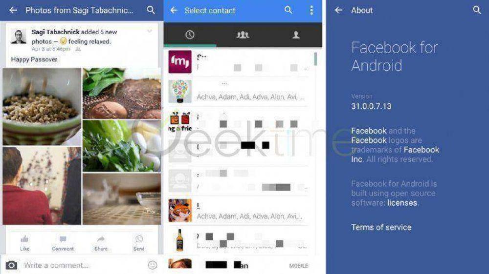 WhatsApp tendrá un lugar de privilegio en Facebook