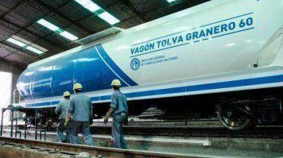 Fabricaciones Militares construirá más de 1000 vagones para el Belgrano cargas