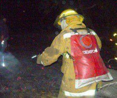 M�s incendios de pastizales y rastrojos