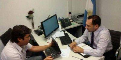 Facundo Celasco se reunirá para realizar la carga masiva 2015 de Conectar Igualdad