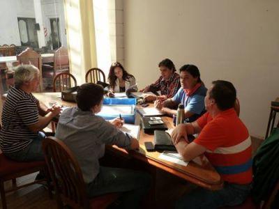 Se reunió la comisión de Obras y Servicios Públicos/Boleto: sin despacho de comisión, igualmente podría llegar al recinto