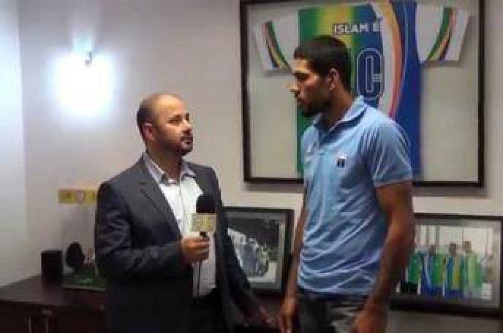 Famoso deportista brasileño abraza el Islam