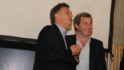 """Para Frigerio, """"sería un gran honor"""" ser el vice de Macri"""