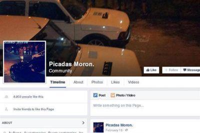 Las picadas mortales son convocadas y difundidas en las redes sociales