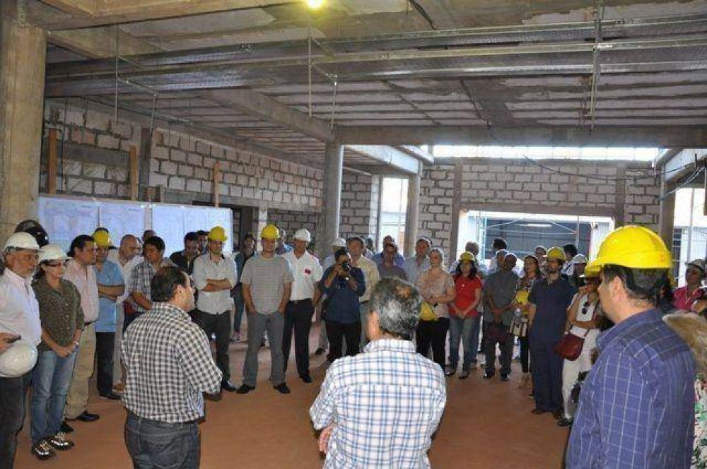 Entre agosto y septiembre quedarían inaugurados la primera etapa del nuevo Samic Oberá y el sector de Pediatría del Samic Eldorado