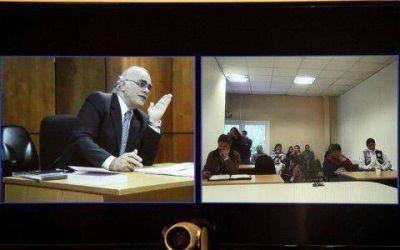 Caso Barría: Cahuimpán y Hernández continuarán con prisión preventiva domiciliaria