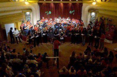 El viernes realiza su primer concierto la Orquesta Escuela Municipal