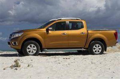 Nissan invertirá U$S 600 millones para fabricar una pick-up en Córdoba