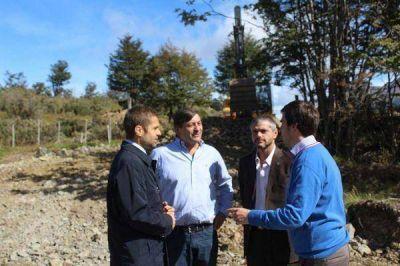 El Municipio realiza obras para mejorar el tr�nsito en la ciudad