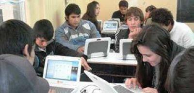Más de cien mil netbooks se llevan entregadas en escuelas de la provincia