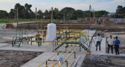 A mediados de año estaría lista la planta envasadora de gas que ejecuta el Gobierno