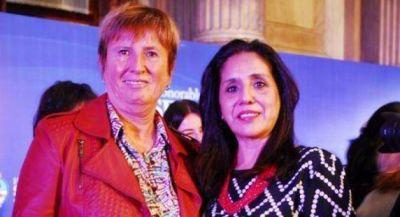 Mirassou fue destacada por su aporte a los derechos humanos y salud de los aborígenes