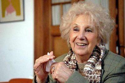 Estela de Carlotto visitará Olavarría a fin de mes