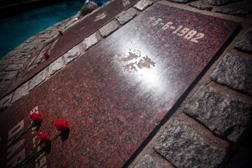 Mons. Delgado redimensionó el coraje de quienes pelearon y dejaron sus vidas en Malvinas