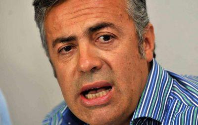 PASO: Cornejo lidera en soledad la intención de voto