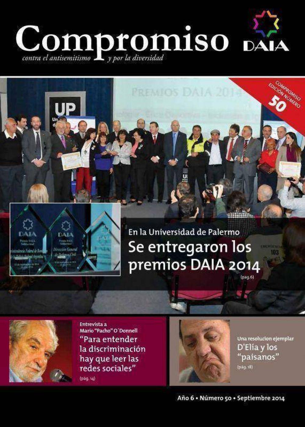 Nueva edición de la revista Compromiso