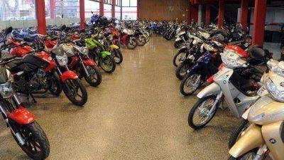Lenta recuperación del mercado de motos en Mendoza
